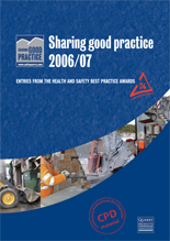 2006/2007 Sharing Good Practice Guide cover